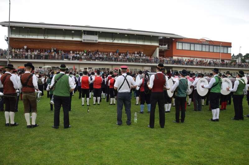 Marschmusikbewertung beim Bezirksmusikfest in St. Georgen - Bild 166