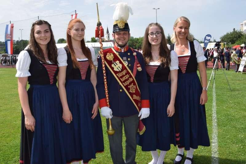 Marschmusikbewertung beim Bezirksmusikfest in St. Georgen - Bild 169