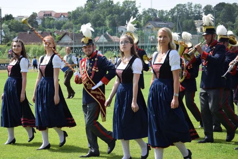 Marschmusikbewertung beim Bezirksmusikfest in St. Georgen - Bild 170