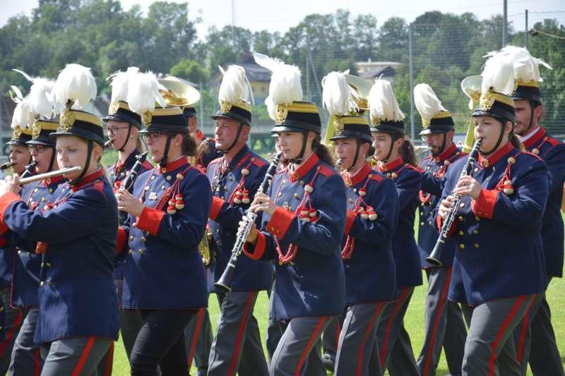 Marschmusikbewertung beim Bezirksmusikfest in St. Georgen - Bild 171