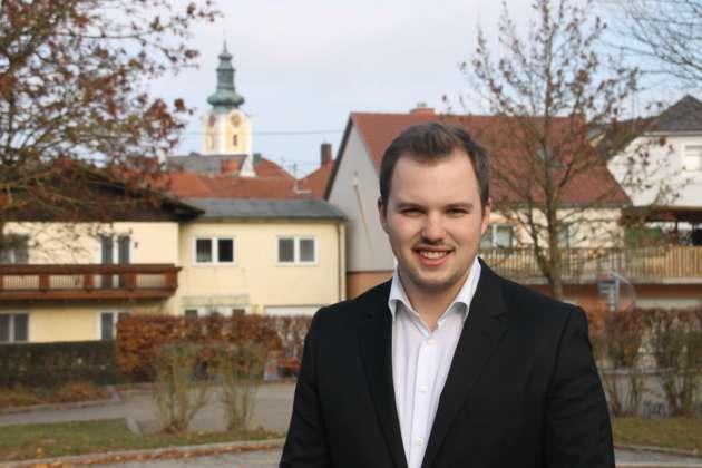 Fabian Grüneis Ist Der Jüngste Bürgermeister Oberösterreichs