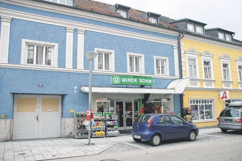 size 40 51423 7206c Grieskirchner Innenstadt: Quick Schuh zieht um