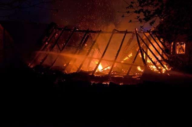 Wohnhaus in Riegers abgebrannt - Bewohner war nicht im Haus