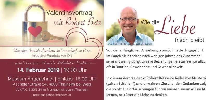 Valentinsvortrag mit Robert Betz - Wie die Liebe frisch bleibt - Bild 3