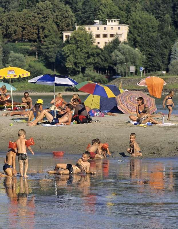 Ottensheim: Donau Tourismus-Treffen mit Danubius