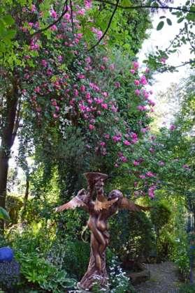 Einladung In Den Garten Der Engel
