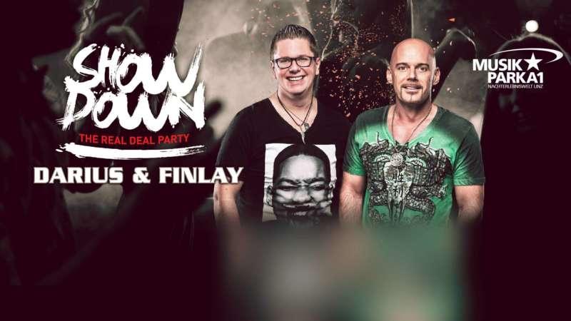 Show Down feat. Darius und Finlay im Musikpark A1 - Bild 1