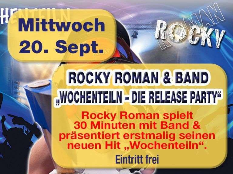 Rocky Roman and Band in der Mausefalle - Bild 1