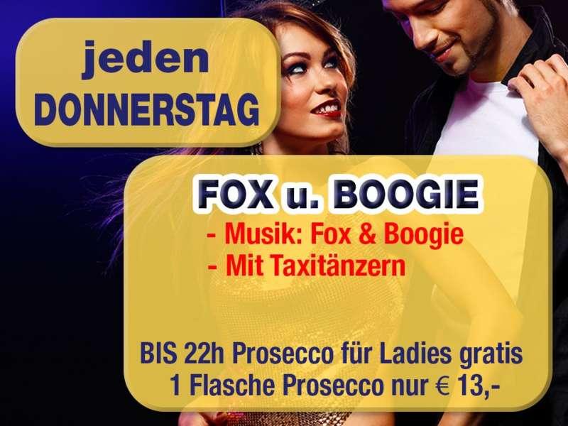 Jeden Donnerstag – Fox und Boogie Night in der Mausefalle - Bild 1
