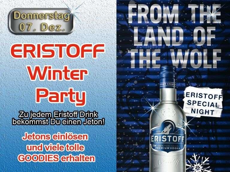 Eristoff Winter Party in der Mausefalle - Bild 1