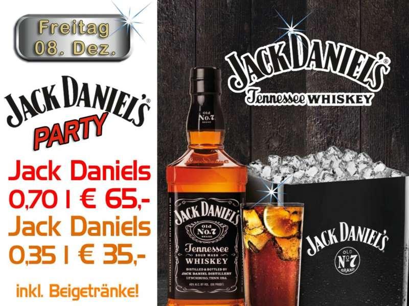 Jack Daniels Party in der Mausefalle - Bild 1