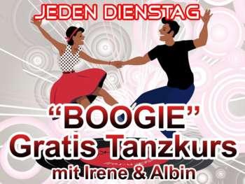 Boogie Tanzkurs in der Mausefalle