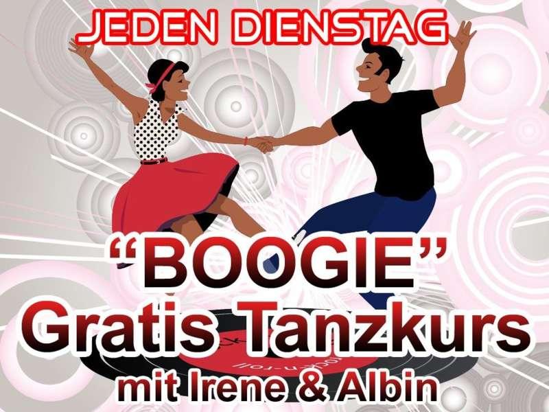 Boogie Tanzkurs in der Mausefalle - Bild 1