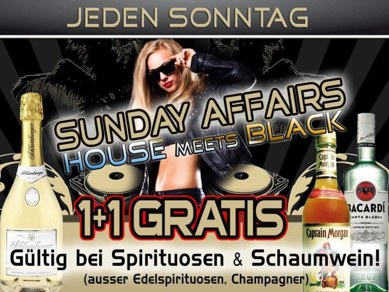 Sunday Affairs in der Mausefalle - Bild 1