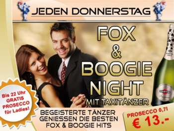 Fox und Boogie Night in der Mausefalle