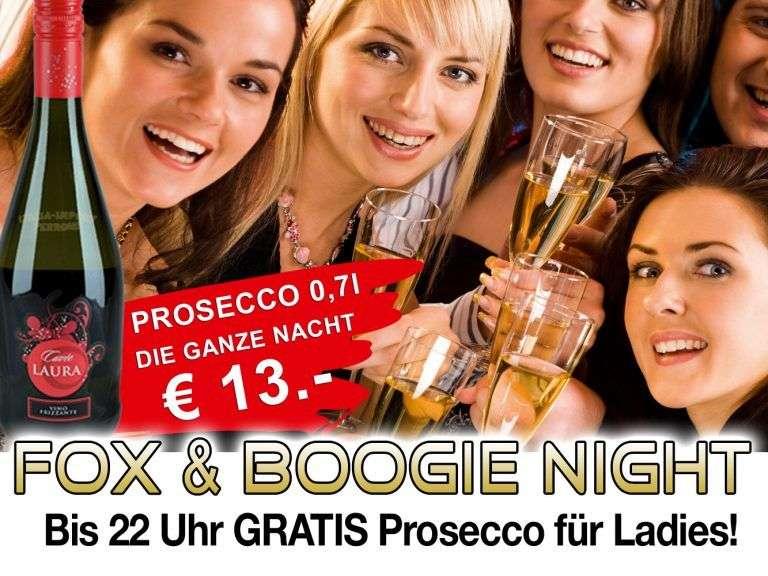 Jeden Donnerstag - Fox und Boogie Night in der Mausefalle - Bild 1