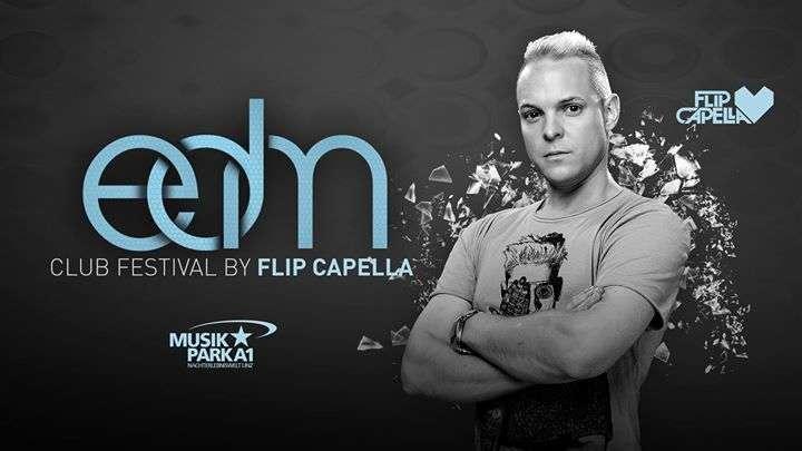 EDM Clubfestival Feat. Flip Capella im Musikpark A1 - Bild 1