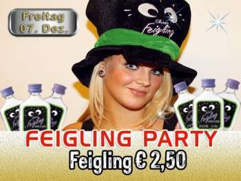 Feigling Party in der Mausefalle