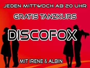 Disco Fox Tanzkurs in der Mausefalle