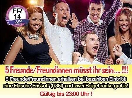 Freunde Team Party in der Mausefalle - Bild 1558124528