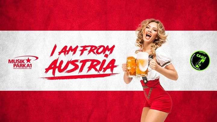 I am from Austria im Musikpark A1 - Bild 1