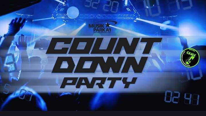 Count Down Party im Musikpark A1 - Bild 1