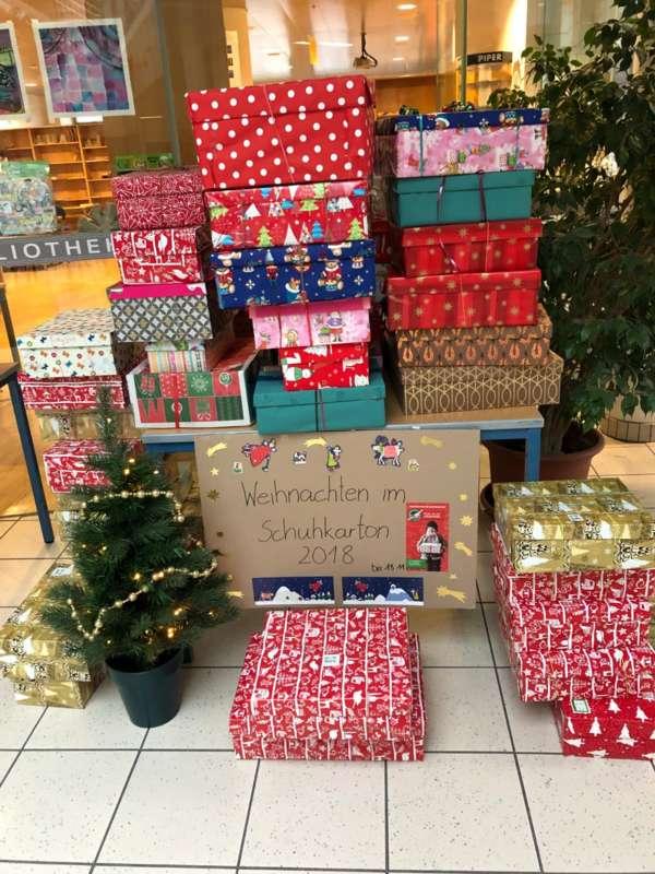 Schuhkarton Weihnachten.Weihnachten Im Schuhkarton Eine Ganzjahresbetatigung