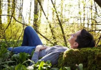Wald und Gesundheit Vortrag Weyregg