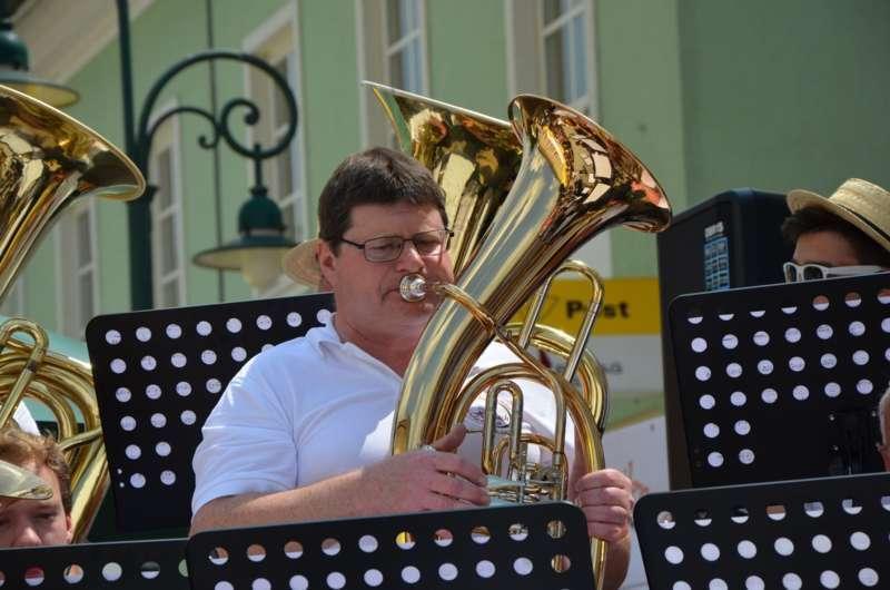 Tag der Blasmusik Musikverein Haslach - Bild 1528625590