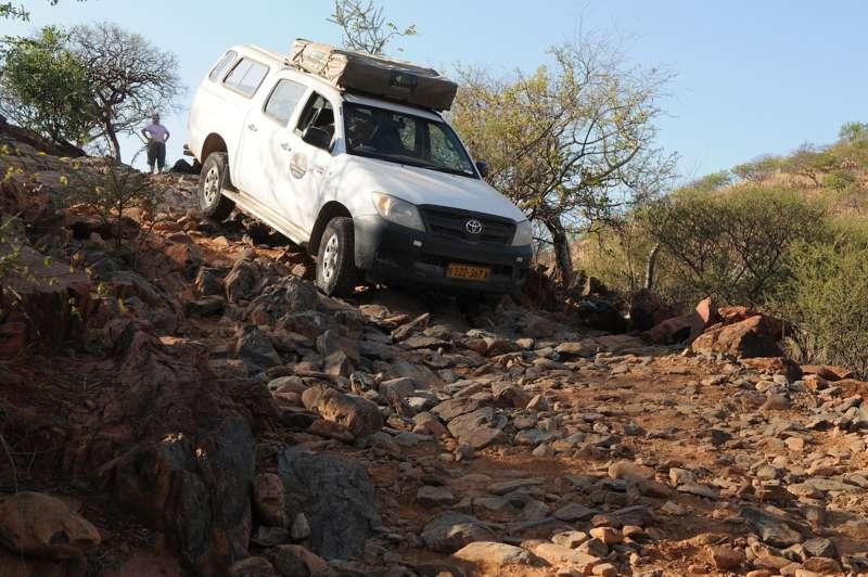 Multimediashow NAMIBIA-BOTSWANA