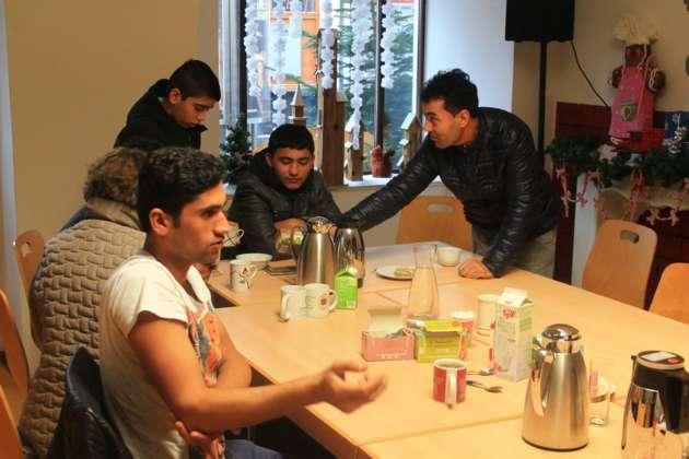 Iraker kennenlernen