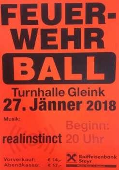 Feuerwehrball Gleink