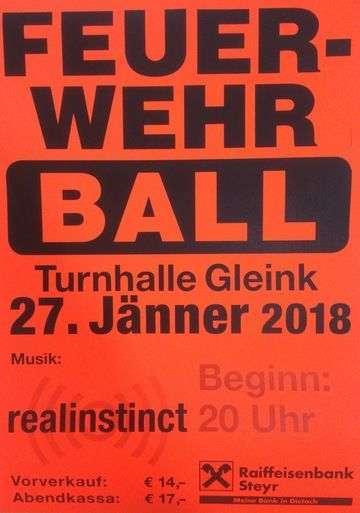 Feuerwehrball Gleink - Bild 1