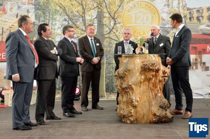 120 Jahre Hartl Haus: Wenn Zwei Schweizer Ins Waldviertel