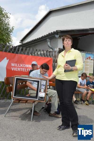 """""""Filmpremiere"""" am Wanderweg: Erster Narrnkastl-Wanderweg eröffnet - Bild 3"""