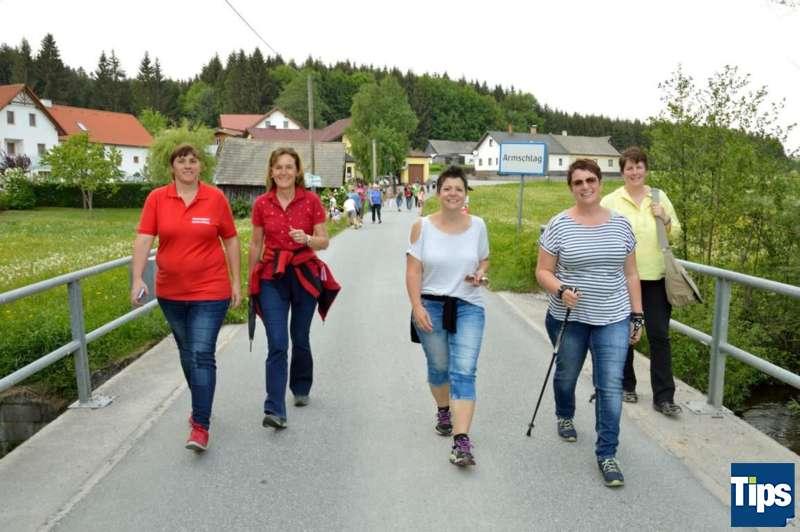 """""""Filmpremiere"""" am Wanderweg: Erster Narrnkastl-Wanderweg eröffnet - Bild 14"""