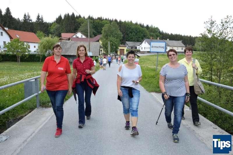"""""""Filmpremiere"""" am Wanderweg: Erster Narrnkastl-Wanderweg eröffnet - Bild 24"""