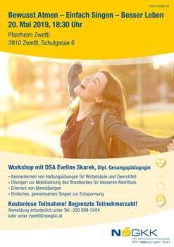 NÖGKK-Workshop