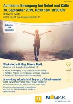 NÖGKK-Workshop: