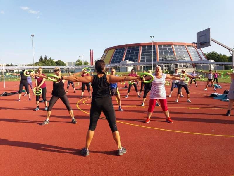 Sportunion Leonding - Bewegt im Park - Bild 1