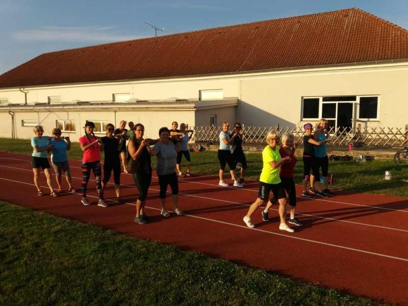 Sportunion Leonding - Bewegt im Park - Bild 2