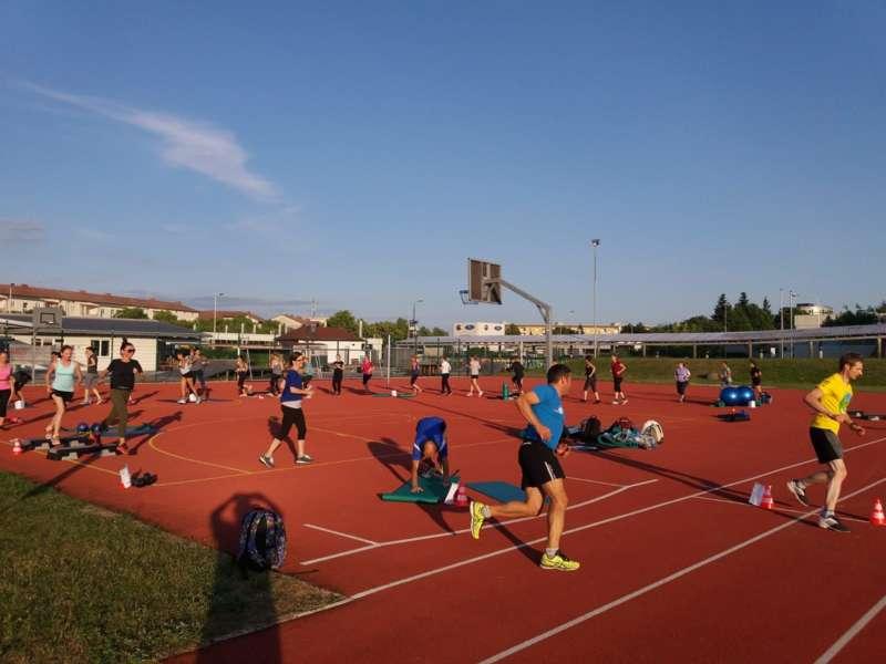 Sportunion Leonding - Bewegt im Park - Bild 3