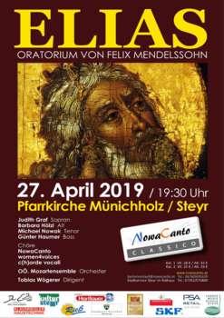 Elias - Oratorium von Felix Mendelssohn