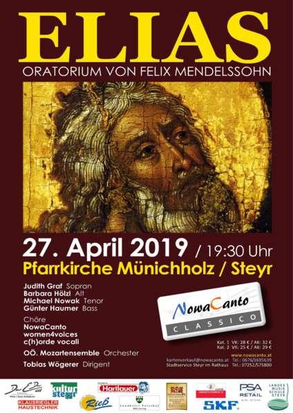 Elias - Oratorium von Felix Mendelssohn - Bild 1