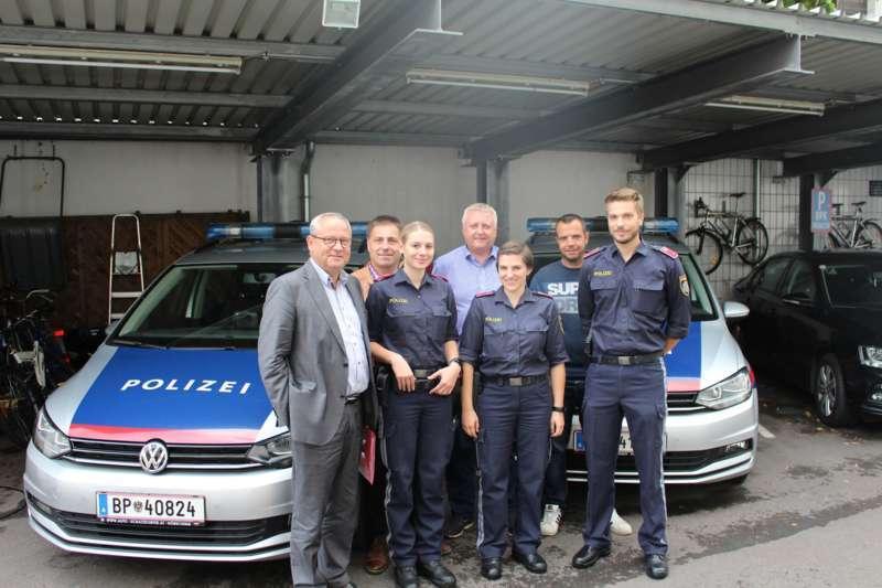 Polizei Linz