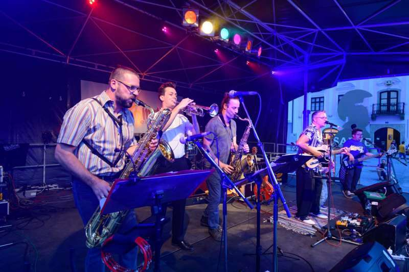 cittá musica: Jonny Comet & The Rockets brachten den Hauptplatz zum Beben - Bild 6