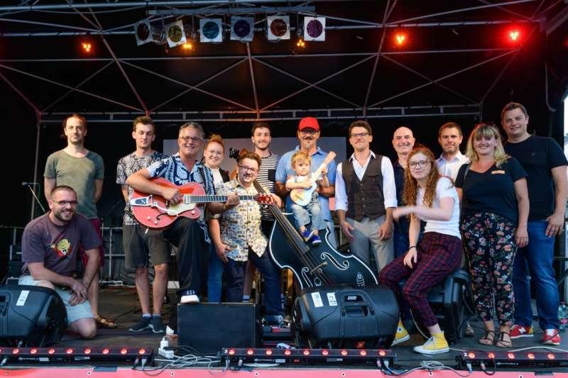 cittá musica: Jonny Comet & The Rockets brachten den Hauptplatz zum Beben - Bild 7