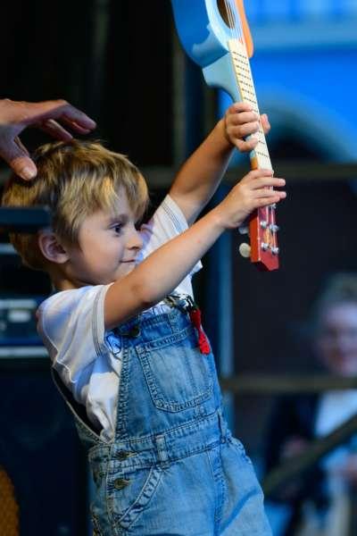 cittá musica: Jonny Comet & The Rockets brachten den Hauptplatz zum Beben - Bild 32