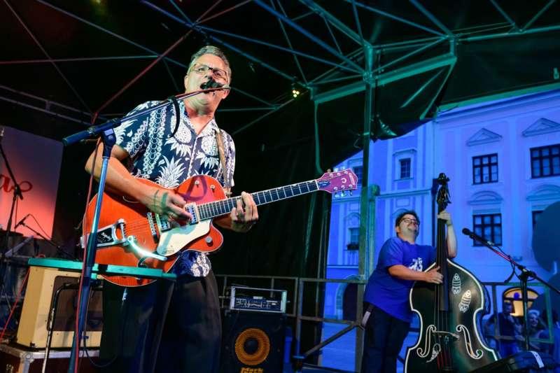 cittá musica: Jonny Comet & The Rockets brachten den Hauptplatz zum Beben - Bild 33
