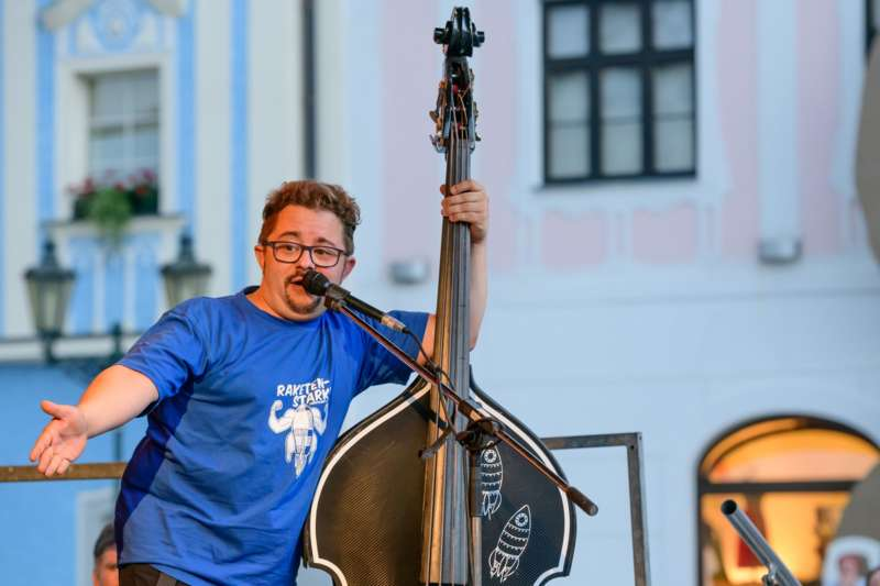 cittá musica: Jonny Comet & The Rockets brachten den Hauptplatz zum Beben - Bild 39